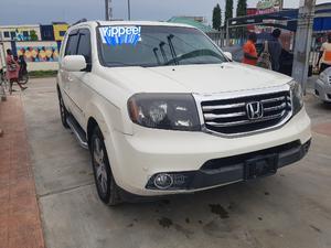 Honda Pilot 2013 White | Cars for sale in Lagos State, Ajah