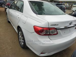 Toyota Corolla 2013 Off White | Cars for sale in Lagos State, Ikotun/Igando