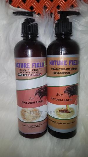 Nature Field Leave in Conditioner | Hair Beauty for sale in Lagos State, Isolo