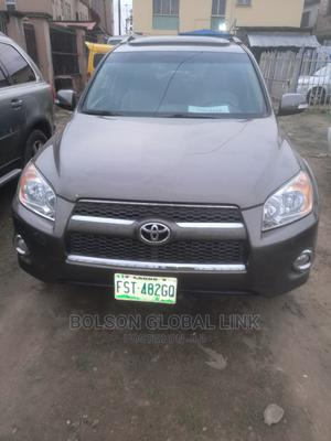 Toyota RAV4 2010 2.5 Limited Brown | Cars for sale in Lagos State, Ojodu