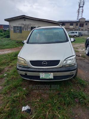 Opel Zafira 2005 Silver   Cars for sale in Ogun State, Ado-Odo/Ota