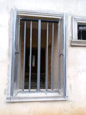 Aluminum Casement Window and Burglary With Net | Windows for sale in Oyo State, Ibadan