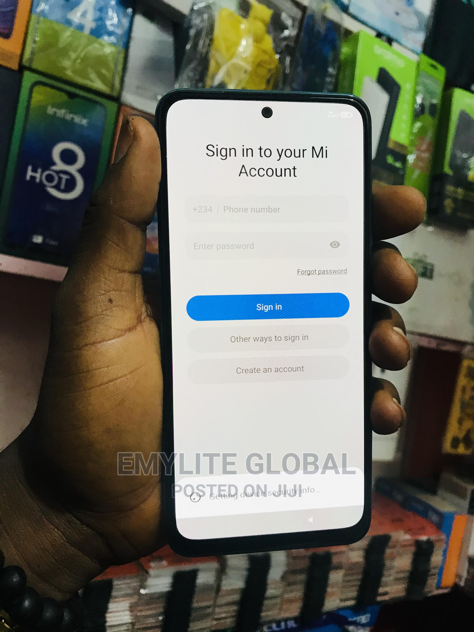 New Xiaomi Redmi Note 10 128 GB | Mobile Phones for sale in Nnewi, Anambra State, Nigeria
