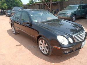 Mercedes-Benz E350 2009 Black | Cars for sale in Abuja (FCT) State, Kubwa