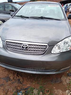 Toyota Corolla 2007 LE Gray | Cars for sale in Anambra State, Onitsha