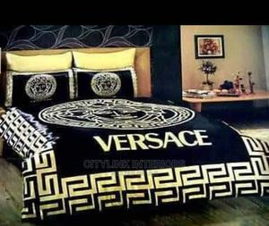 Versace Duvet With Beddings   Home Accessories for sale in Lagos State, Ojo