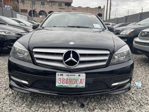 Mercedes-Benz C300 2011 Black | Cars for sale in Lagos State, Ogba