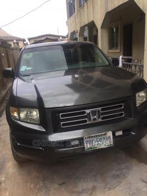 Honda Ridgeline 2007 Green | Cars for sale in Lagos State, Alimosho