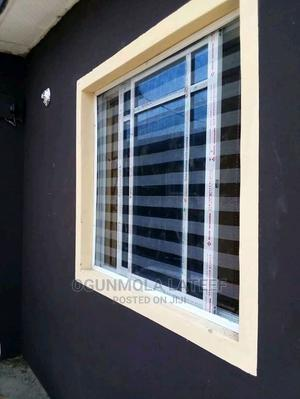 Aluminum Sliding Window With Net | Windows for sale in Oyo State, Ibadan