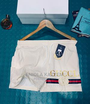 High Quality Designer Gucci Shorts Available for U | Clothing for sale in Lagos State, Lagos Island (Eko)