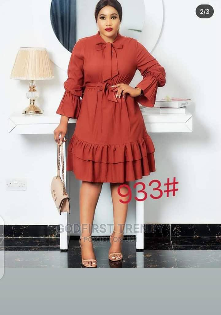 New Women Quality Female Gown