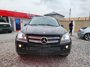 Mercedes-Benz GL Class 2007 GL 450 Black | Cars for sale in Lagos State, Amuwo-Odofin