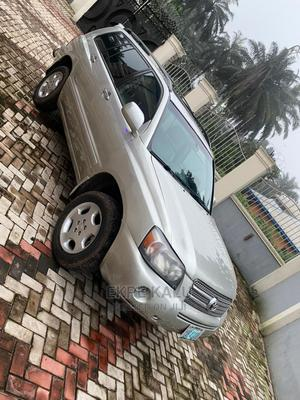 Toyota Highlander 2007 Limited V6 4x4 Silver   Cars for sale in Abia State, Ohafia