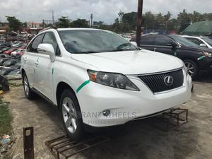 Lexus RX 2010 White | Cars for sale in Lagos State, Isolo