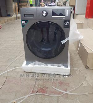 Hisense 10kg Inverter Washing and Dry Machine   Home Appliances for sale in Lagos State, Lekki
