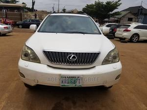 Lexus RX 2004 White | Cars for sale in Lagos State, Alimosho