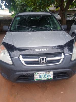 Honda CR-V 2004 Silver | Cars for sale in Abuja (FCT) State, Gwarinpa