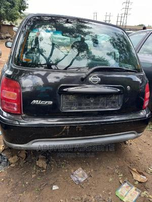 Nissan Micra 2000 Black | Cars for sale in Lagos State, Alimosho