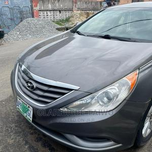 Hyundai Sonata 2013 Gray   Cars for sale in Lagos State, Alimosho