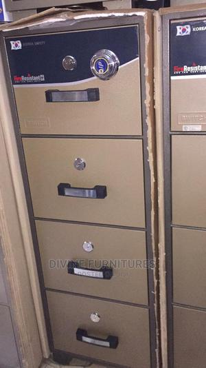 Fireproof Safe 4drawer | Furniture for sale in Abuja (FCT) State, Wuse