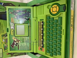 Ben 10 English Learning Computer Kid Laptop | Books & Games for sale in Lagos State, Abule Egba