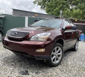 Lexus RX 2008 Brown | Cars for sale in Lagos State, Ikeja