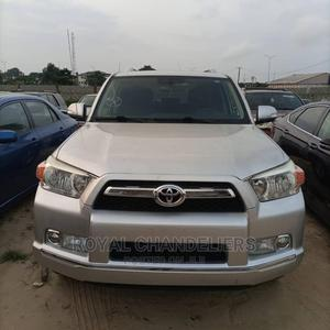 Toyota 4-Runner 2013 Silver   Cars for sale in Lagos State, Amuwo-Odofin
