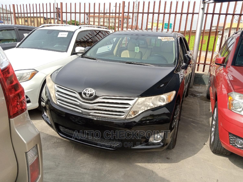 Toyota Venza 2010 Black