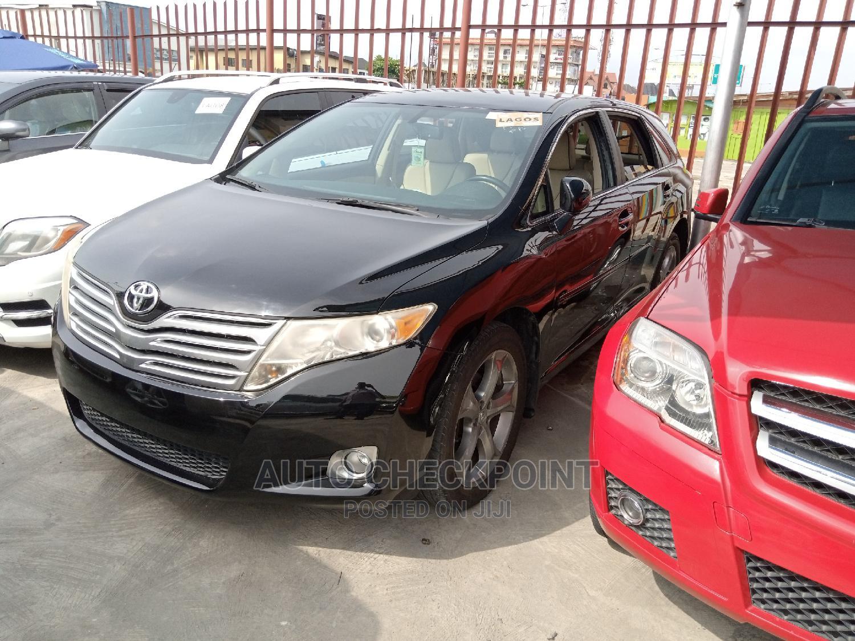Toyota Venza 2010 Black   Cars for sale in Amuwo-Odofin, Lagos State, Nigeria