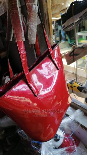 Tomato Red Colored Bag, Very Strong and Beautiful | Bags for sale in Abuja (FCT) State, Central Business District
