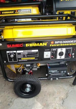 Original Firman 2.5kva-2.8kva Generator + Key (Pure Copper) | Electrical Equipment for sale in Lagos State, Ojo