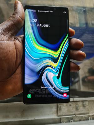 Samsung Galaxy Note 9 128 GB Black   Mobile Phones for sale in Oyo State, Ibadan