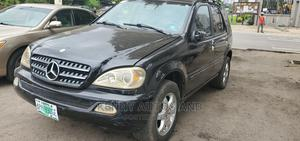Mercedes-Benz M Class 2003 Black   Cars for sale in Lagos State, Surulere