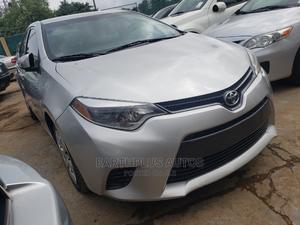 Toyota Corolla 2016 Silver | Cars for sale in Lagos State, Ilupeju