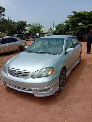 Toyota Corolla 2007 Silver | Cars for sale in Abuja (FCT) State, Kubwa