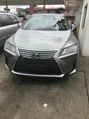 Lexus RX 2017 350 AWD Silver   Cars for sale in Lagos State, Ikeja