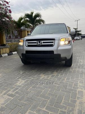 Honda Pilot 2006 LX 4x4 (3.5L 6cyl 5A) Silver | Cars for sale in Lagos State, Lekki