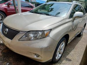 Lexus RX 2011 350 Gold   Cars for sale in Lagos State, Ikeja