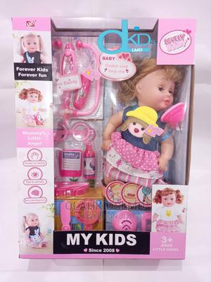 Baby Doll With Accessories 040 | Toys for sale in Lagos State, Apapa