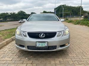Lexus GS 2005 300 Silver | Cars for sale in Abuja (FCT) State, Mabushi