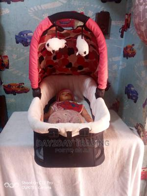 Tokunbo Uk Used Baby Hand Carrier Bed With Toys | Children's Gear & Safety for sale in Lagos State, Ikeja