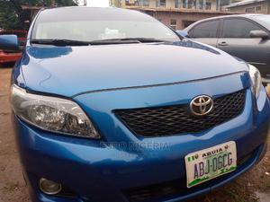 Toyota Corolla 2010 Blue   Cars for sale in Abuja (FCT) State, Gwarinpa