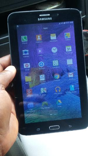 Samsung Galaxy Tab a 7.0 8 GB Black | Tablets for sale in Ondo State, Akure