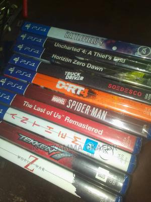 PS4 Game Cds Ps5 Cds   Video Games for sale in Lagos State, Ojo