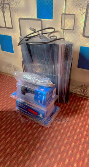 Uk Used Playstation 3 With Two Pads   Video Game Consoles for sale in Oyo State, Ogbomosho North