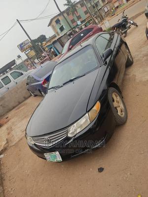 Toyota Solara 2003 Black | Cars for sale in Lagos State, Ifako-Ijaiye