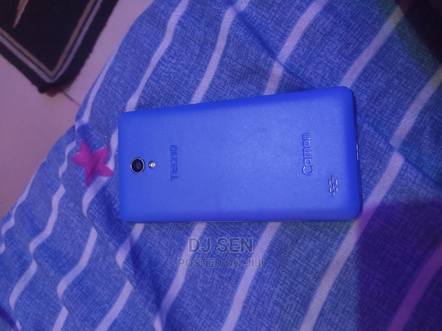 Tecno W2 8 GB Blue   Mobile Phones for sale in Port-Harcourt, Rivers State, Nigeria