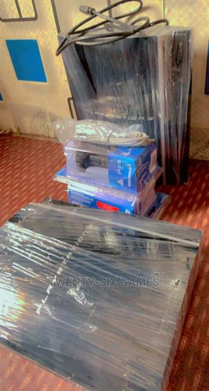 UK USED PLAYSTATION 3 With Two Pads and Games Installed   Video Game Consoles for sale in Oyo State, Ibadan