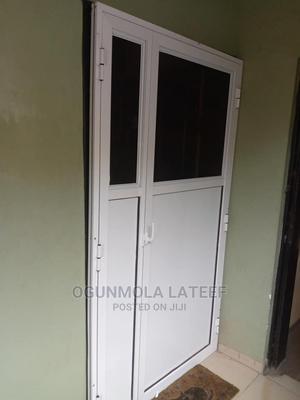 Fine Swing Door Aluminum   Doors for sale in Oyo State, Ibadan