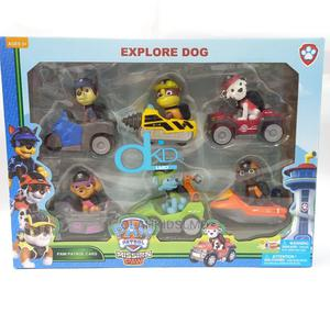 Paulpatrol Figure and Car   Toys for sale in Lagos State, Apapa